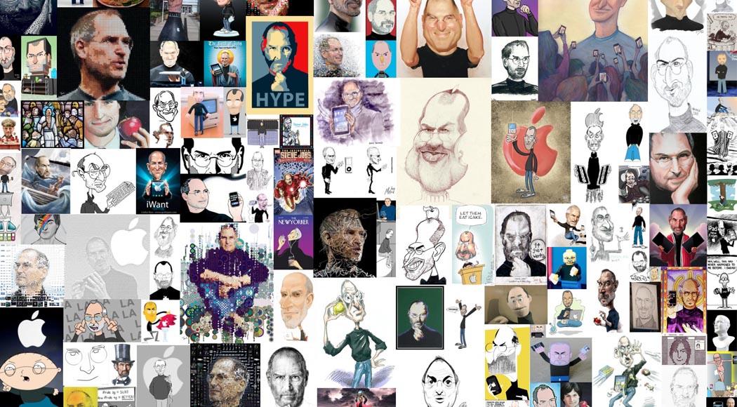 Steve Jobs_un uomo e il suo sogno collage
