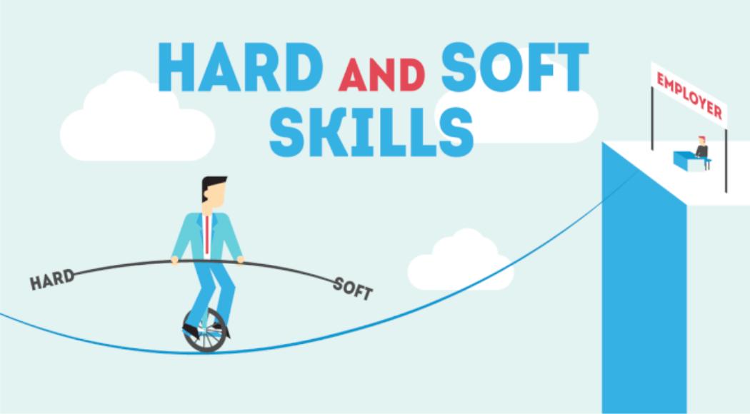 Hard e soft skills competenze necessarie sul lavoro e nella vita funambolo