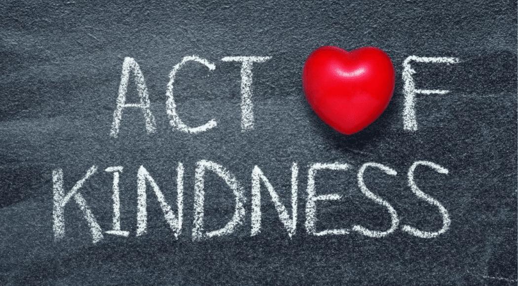 Usiamo la gentilezza, anche online cuore